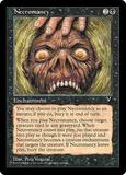 Magic the Gathering Visions Single Necromancy - NEAR MINT (NM)