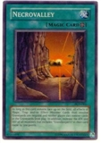 Yu-Gi-Oh Pharaonic Guardian 1st Ed. Necrovalley Secret Rare (PGD-084)