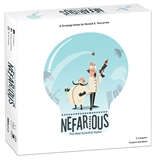Nefarious: The Mad Scientist Game (USAopoly)