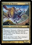 Magic the Gathering Alara Reborn Single Nemesis of Reason Foil