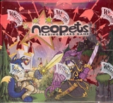 WOTC NeoPets Battle for Meridell Booster Box