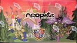 WOTC NeoPets Battle for Meridell Theme Deck Box