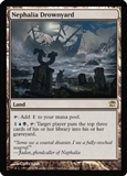 Magic the Gathering Innistrad Single Nephalia Drownyard - NEAR MINT (NM)