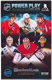 NHL Power Play Team-Building Card Game (Cryptozoic)