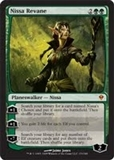 Magic the Gathering Zendikar Single Nissa Revane Foil