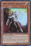 Yu-Gi-Oh Lord Tachyon Galaxy Single Noble Knight Gwalchavad Ultimate Rare