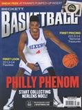 2014 Beckett Basketball Monthly Price Guide (#266 November) (Nerlens Noel)