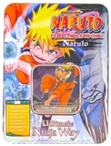 Naruto Ultimate Ninja Way - Naruto Tin (Bandai 2007)