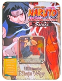 Naruto Ultimate Ninja Way - Sasuke Tin (Bandai 2007)