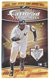 Fathead New York Yankees 2010 Team Set Tradeables (Lot of 10) (Jeter, Riveria, Sabathia)
