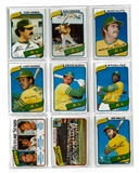 1980 Topps Baseball Complete Set (NM-MT)
