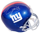 Odell Beckham Jr. Autographed New York Giants Full Size Helmet (Steiner)
