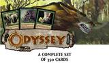 Magic the Gathering Odyssey A Complete Set UNPLAYED