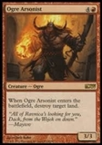 Magic the Gathering Promo Single Ogre Arsonist - IDW