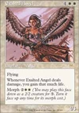 Magic the Gathering Onslaught Single Exalted Angel - SLIGHT PLAY (SP)