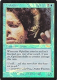 Magic the Gathering Promo Single Ophidian FOIL (DCI)