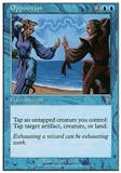 Magic the Gathering 7th Edition Single Opposition UNPLAYED (NM/MT)