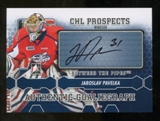 2012/13 In the Game Between The Pipes Autographs #AJPA Jaroslav Pavelka Autograph