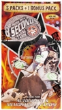 2010 Press Pass PBR 8 Seconds 6-Pack Blaster Box