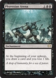 Magic the Gathering Planechase Single Phyrexian Arena - NEAR MINT (NM)
