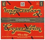 2012 Panini Cooperstown Baseball Retail 24-Pack Box