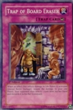 Yu-Gi-Oh Pharaonic Guardian 1st Ed. Trap of Board Eraser Super Rare PGD-099