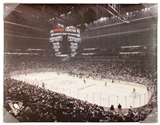 Artissimo Pittsburgh Penguins Consol Energy Center Stadium 28x22 Canvas