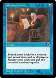 Magic the Gathering Portal 1 Single Personal Tutor MODERATE PLAY (MP)