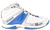 Peyton Manning Autographed Game Used Cleat-Shoe (UDA COA)