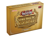 Konami Yu-Gi-Oh Premium Gold: Return of the Bling Booster 10-Box Case (Presell)