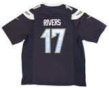 Philip Rivers Autographed San Diego Chargers Nike On Field Jersey (PSA)