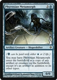 Magic the Gathering New Phyrexia Single Phyrexian Metamorph UNPLAYED (NM/MT)
