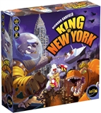 King of New York Board Game (Iello)
