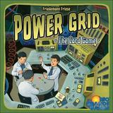 Power Grid: The Card Game (Rio Grande)