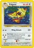 Pokemon Jungle Single Pidgeot 8/64 - SLIGHT PLAY (SP)