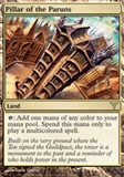 Magic the Gathering Dissension Single Pillar of the Paruns Foil