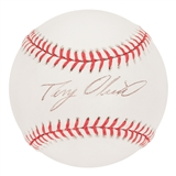 Tony Oliva Autographed Minnesota Twins Official MLB Baseball (PSA)