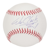Will Clark Autographed San Francisco Giants MLB Baseball w/Thrill inscription (PSA COA)