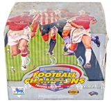 2001/02 WOTC Soccer (Football) Champions F.A. Premier League Starter Box