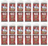 2010 Panini Gridiron Gear Football Rack Pack (Lot of 12)