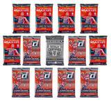 COMBO DEAL - 2014/15 Panini Basketball Hobby Pack Lot (Donruss, Hoops & Totally Certified) - 13 Packs!