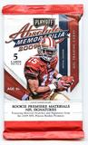 2009 Playoff Absolute Football Retail Pack