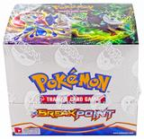 Pokemon XY BREAKpoint Theme Deck Box
