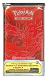 Pokemon XY Furious Fists Elite Trainer Deck Shield Tin - Xerneas & Yveltal
