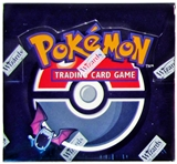 Pokemon Team Rocket 1st Edition Booster Box