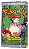 WOTC Pokemon Jungle Booster Pack
