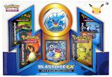 Pokemon Red & Blue Collection Box - Blastoise EX
