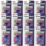 Pokemon Black & White Blister Pack (Lot of 12)