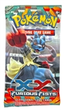 Pokemon XY Furious Fists Booster Pack
