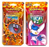 Pokemon XY Flashfire Theme Deck - Set of 2
